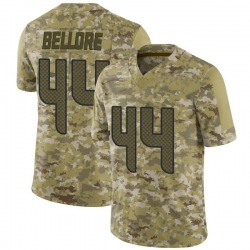 Nike Nick Bellore Seattle Seahawks Youth Limited Camo 2018 Salute to Service Jersey